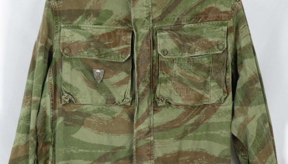 French Lizard Camouflage TAP 47/53 (1954)