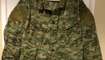 US Army Crye AOR DGIII Custom/Experimental Items (2006 – Early 2010's?)