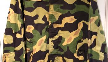 Czech Mlok Camouflage (1961)