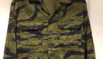 South Vietnamese Tiger Stripe Camouflage (1967 – 1975)