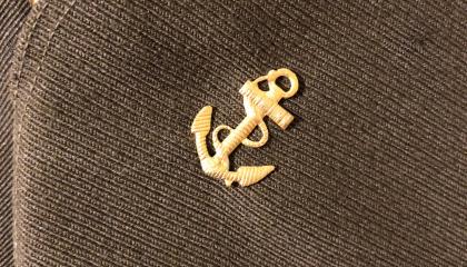 French 9e RIC Officer Uniform (Hanoi, 1930s)