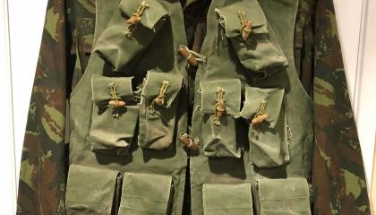 SADF Recce Commando Fireforce Vest (1970s)
